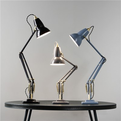 Anglepoise 1227 Brass Table Lamp